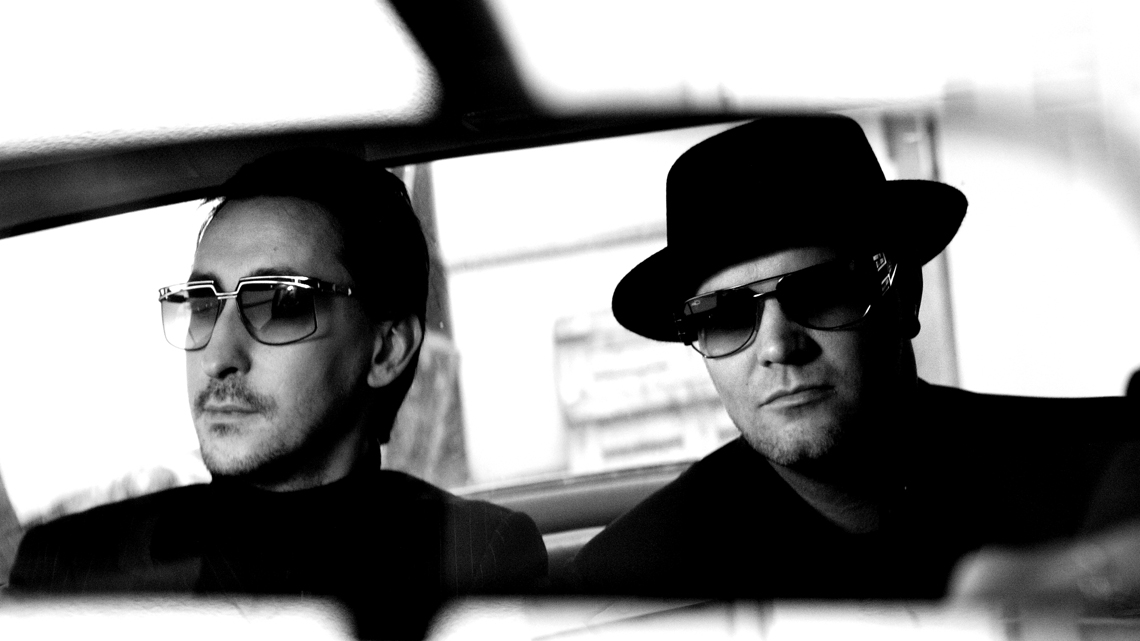 Marc Hype & Jim Dunloop