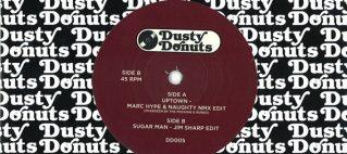DUSTY DONUTS VOL 5 - UPTOWN (2015)
